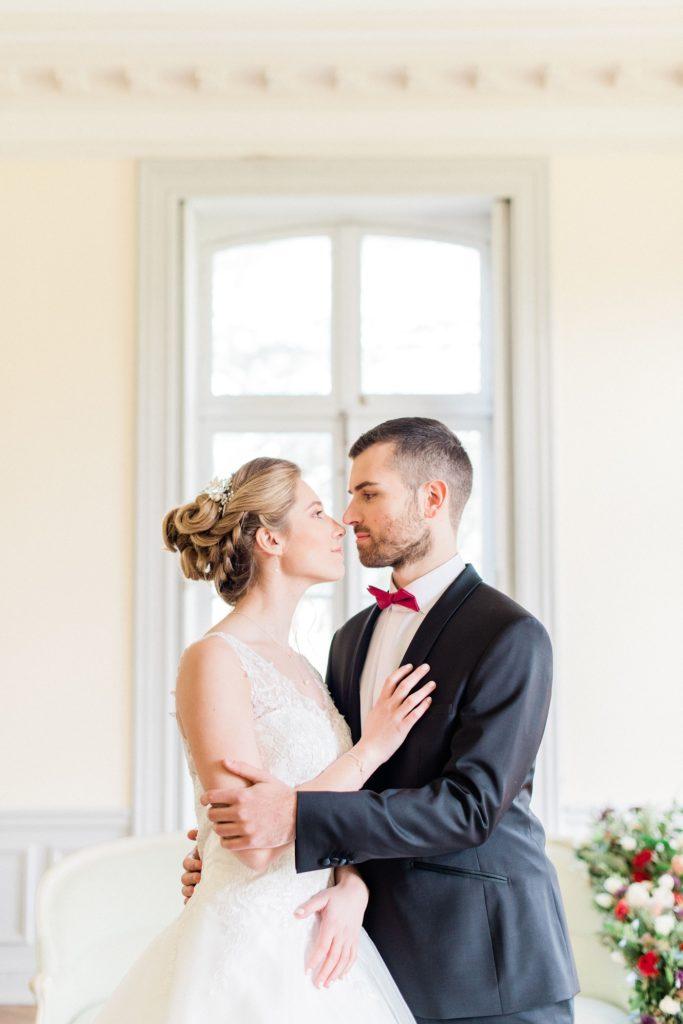 mariage au chateau de la fontaine